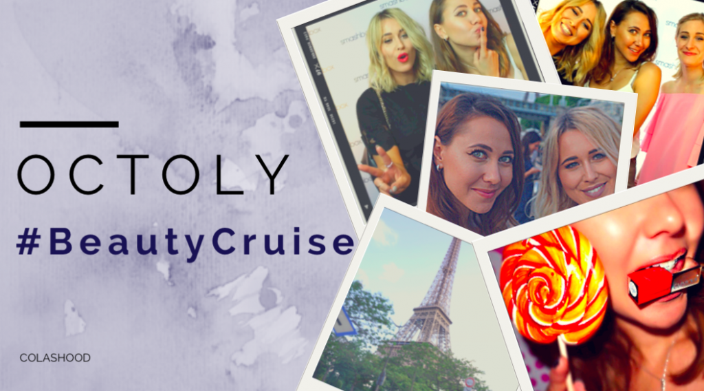 beauty cruise octoly youtubeuses
