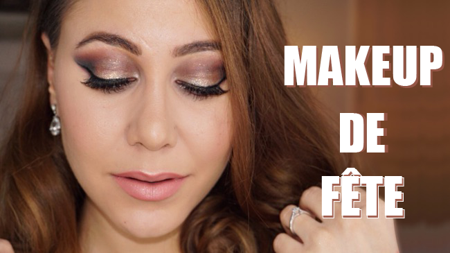 maquillage de fete nouvel an 2016