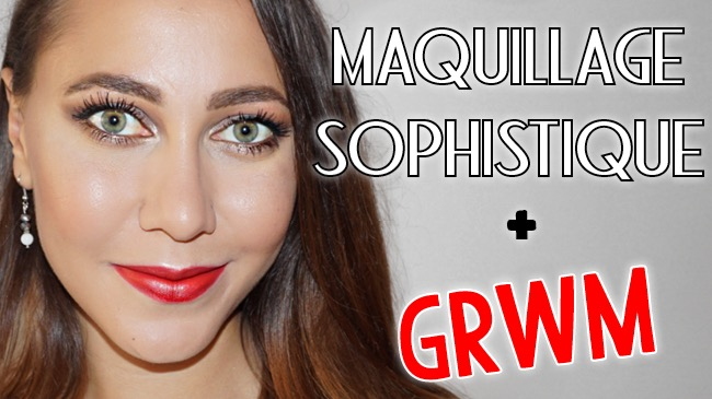 maquillage sophistique