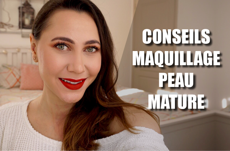 maquillage peau mature