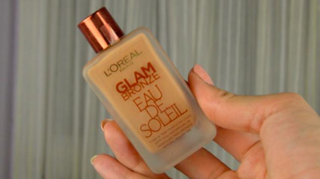 Eau de Soleil l'Oréal