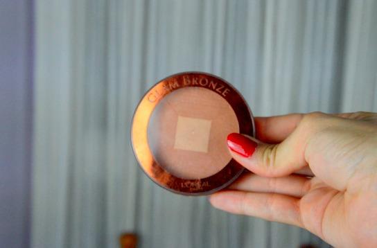 glam bronze loreal