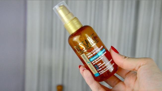 huile cheveux dessange