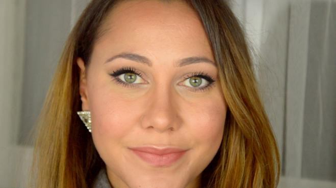 maquillage de jour yeux