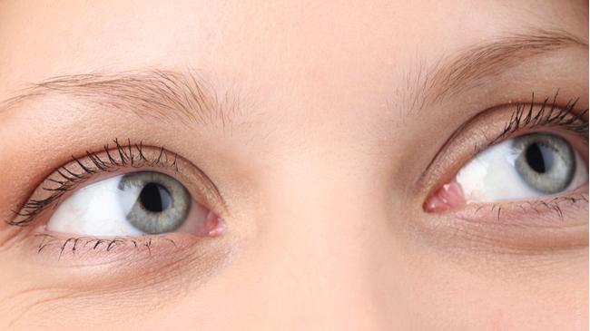connaitre forme yeux