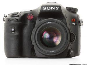 Sony A77 Digital SLR