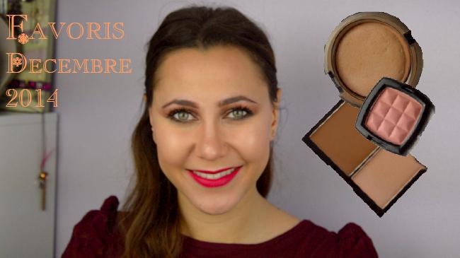 favoris maquillage décembre 2014
