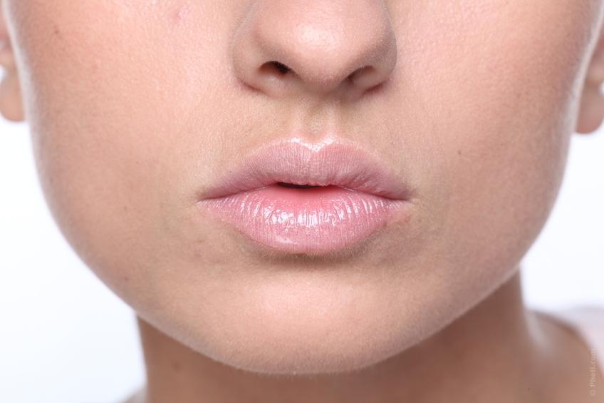 lèvres douces gommage lèvres maison