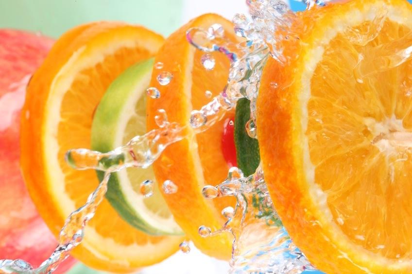 fruits hydratation