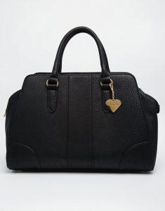 sac noir fourre tout asos