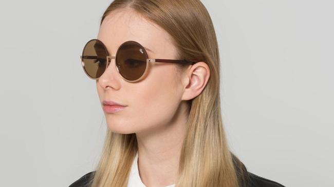 lunettes de soleil ronde