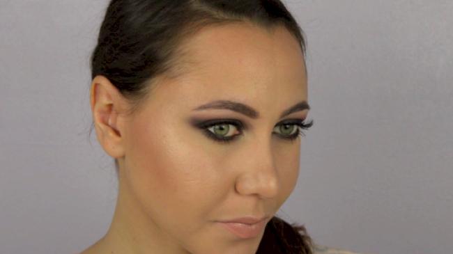 maquillage peau lumineuse