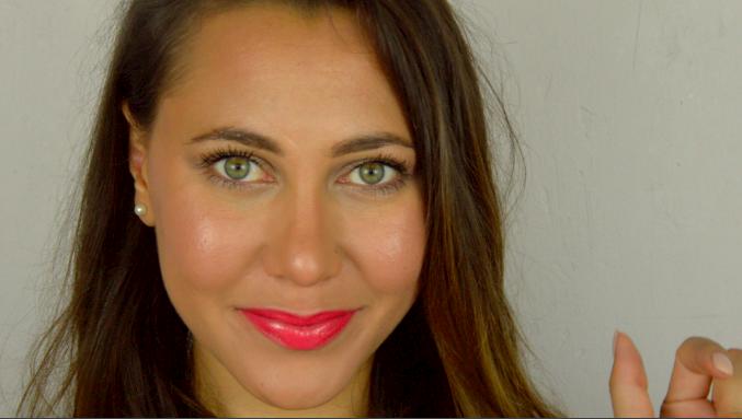 maquillage d'été anti transpiration