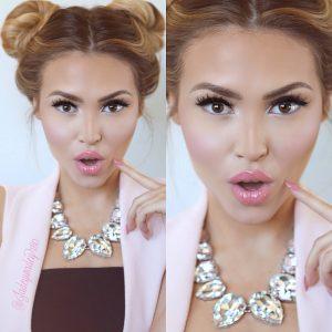 makeup blog kissable complexion