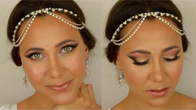 maquillage mariage mariée invitée
