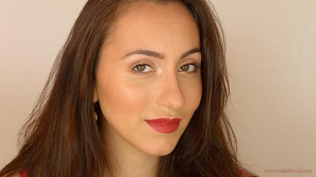 maquillage des yeux marron colashood