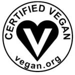 logo certified vegan