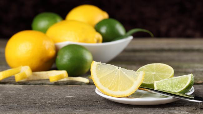 citrons pour éclaircir les cheveux