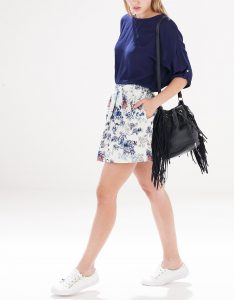 jupe brigitte bardot