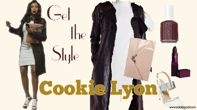 Cookie Lyon 39 Style 3 Looks De La Star D 39 Empire Cola 39 S Hood
