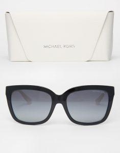 lunettes de soleil mickael kors carrées