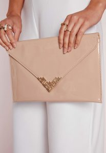 pochette nude style cookie lyon