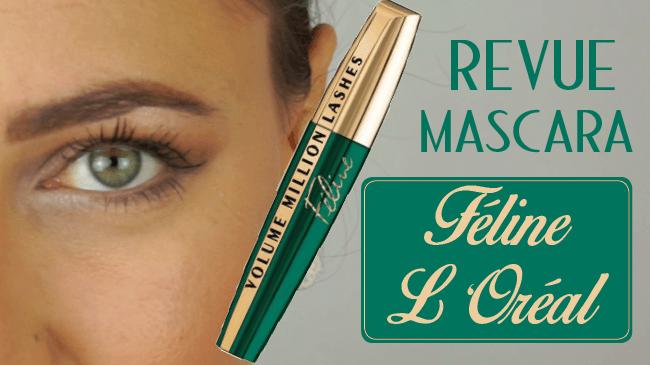 mascara féline L'Oréal