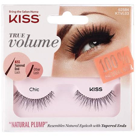 faux cils kiss natural plump