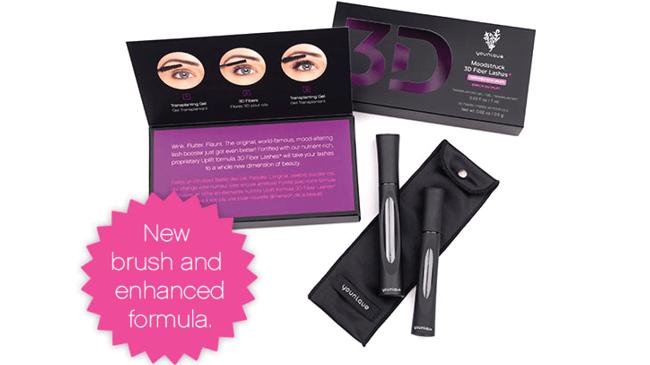 mascara younique 3D fiber lashes +