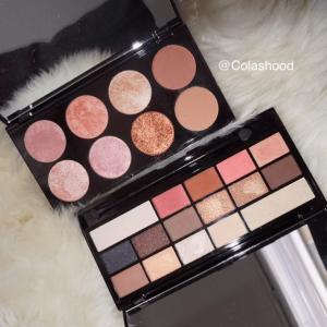 palettes maquillage makeup revolution