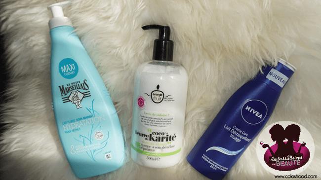 produits haul ambassadrice beauté leclerc 2016
