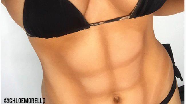 contouring full body