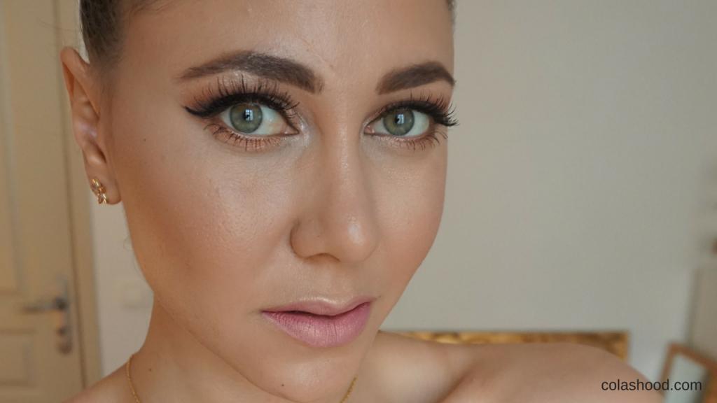 maquillage glamour été 2016