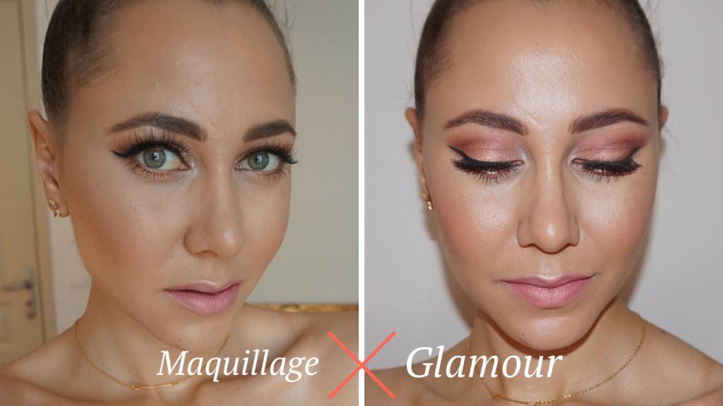 maquillage glamour été 2016 colashood