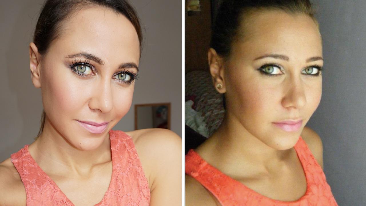1er tuto makeup