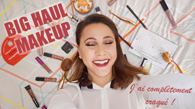 haul makeup 2016
