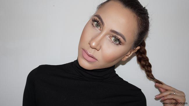 instagram makeup look