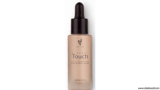 mineral touch youique fond de teint liquide