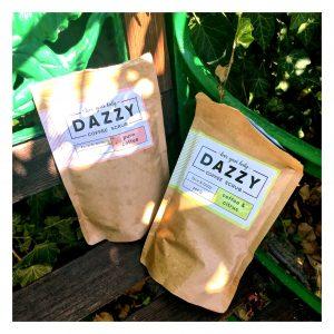 gommage café dazzy