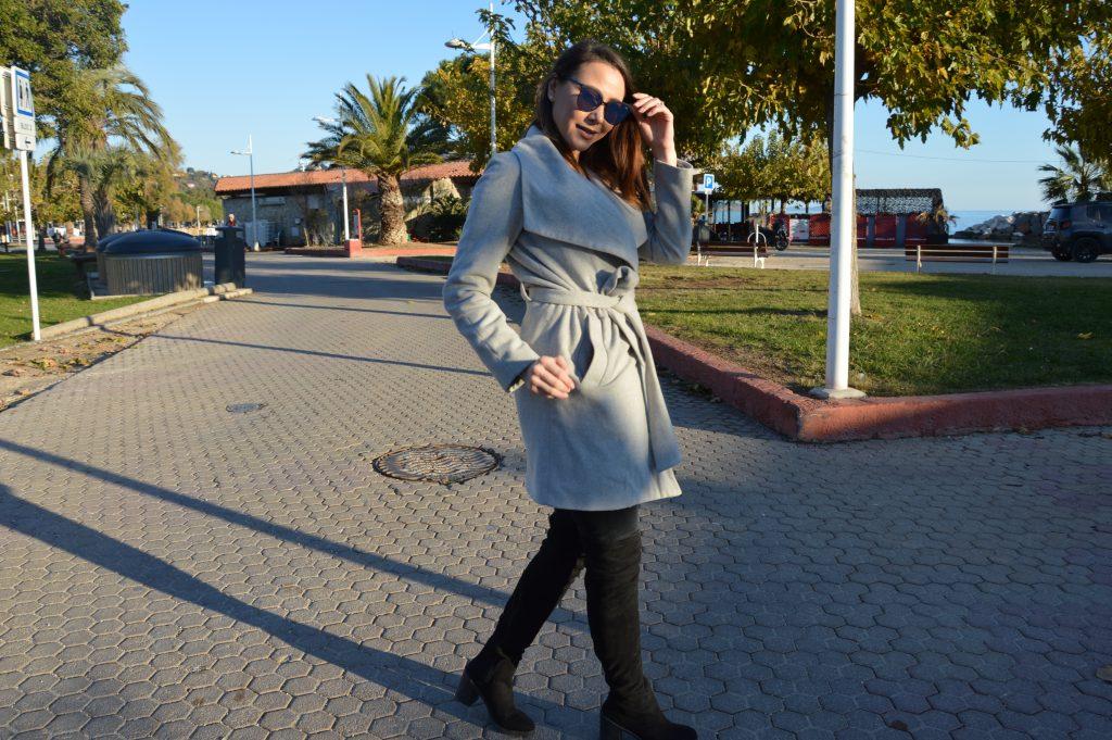 manteau mango pour femme