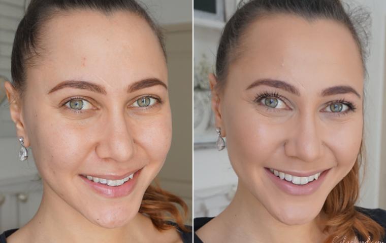 maquillage teint parfait naturel