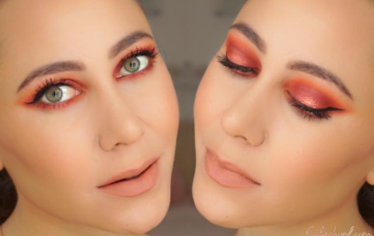 maquillage Saint Valentin 2018
