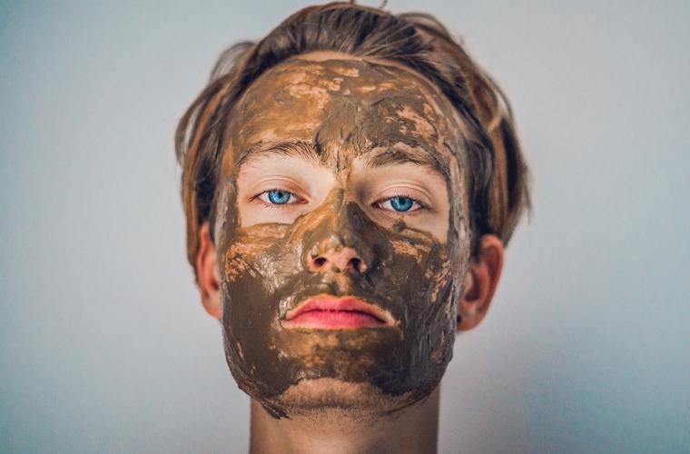 masque peau homme