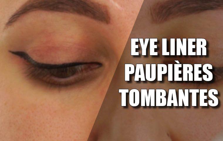 Tuto maquillage archives cola 39 s hood - Comment faire un trait d eye liner ...