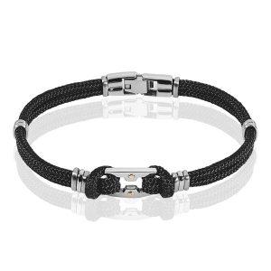 Idée cadeau noel 2018 bracelet homme acier