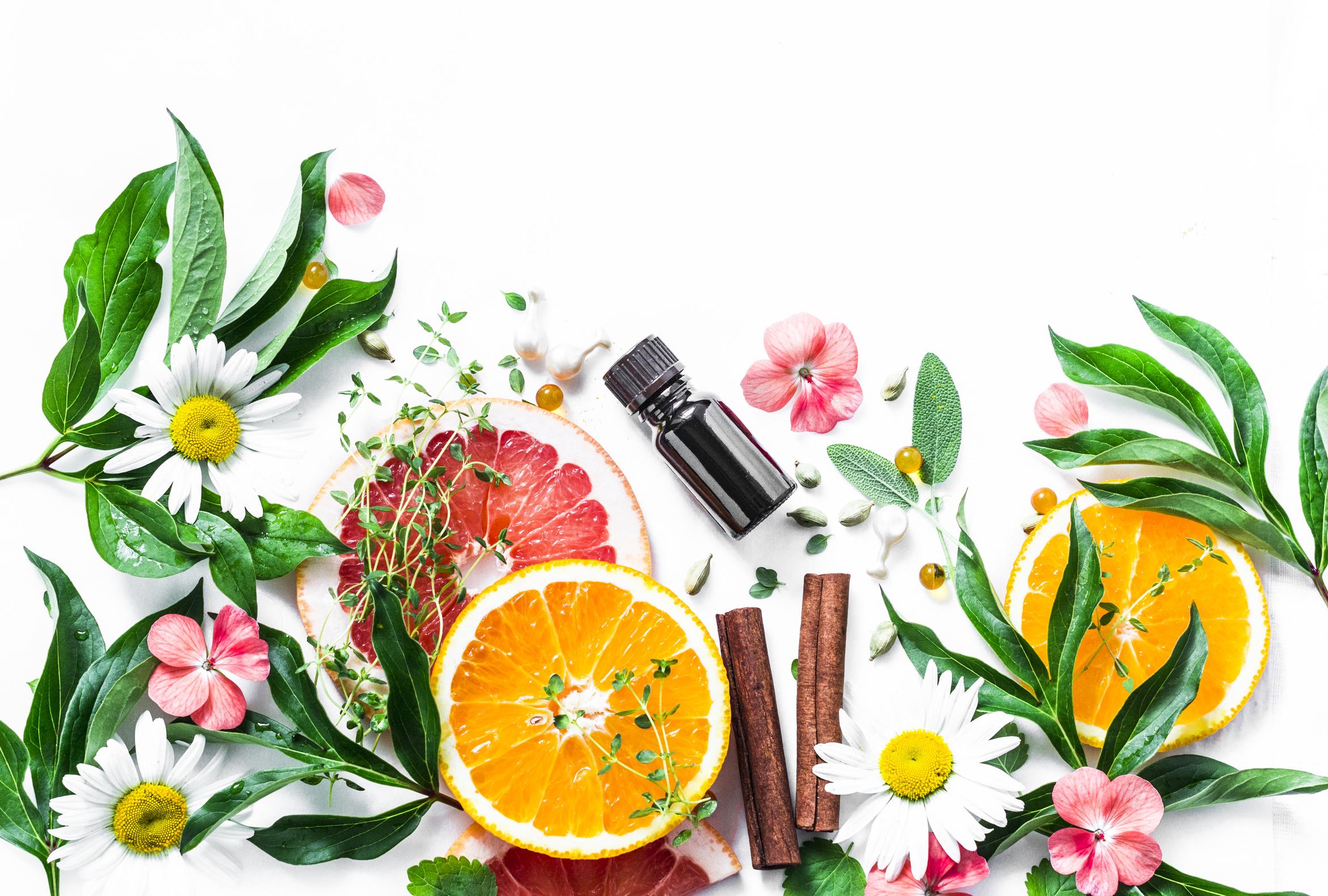 huiles essentielles pour le soin de la peau