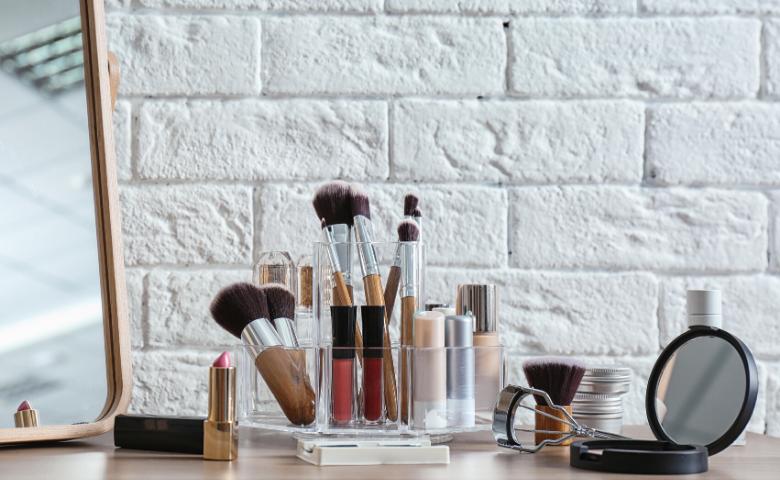 comment ranger son maquillage dans sa chambre